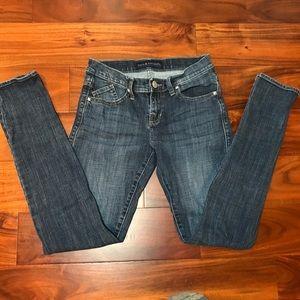 Women's size 2, Rock & Republic skinny jeans